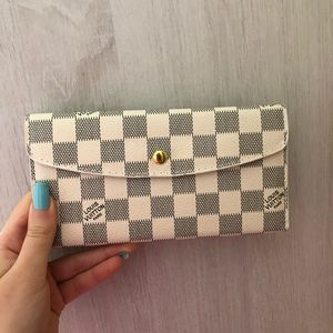 Louis Vuitton Canvas Wallet